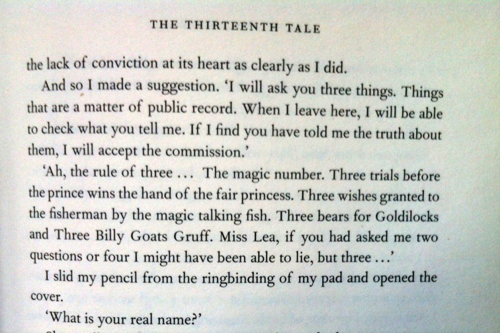 page of 13T text